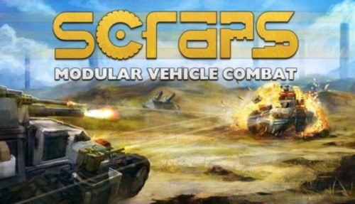 Scraps Modular Vehicle Combat free cracked