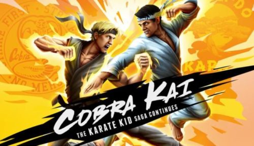 Cobra Kai The Karate Kid Saga Continues free