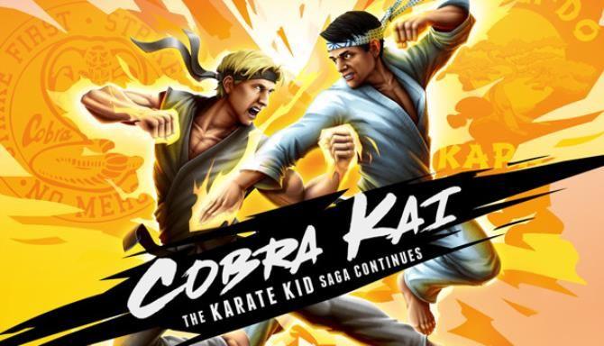 Cobra Kai The Karate Kid Saga Continues free