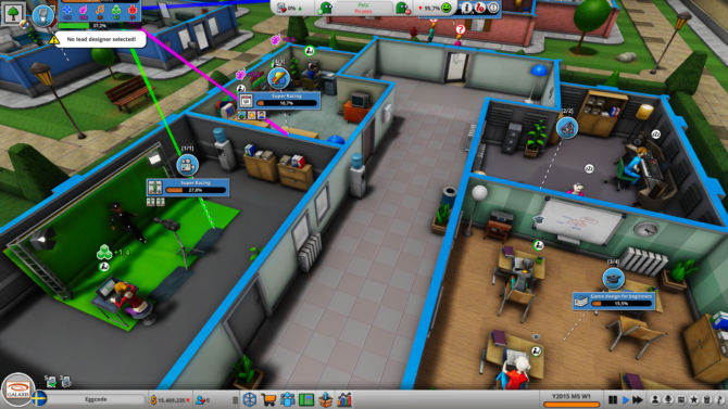 Mad Games Tycoon 2 for free