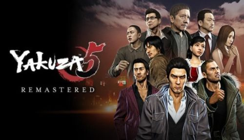 Yakuza 5 Remastered free