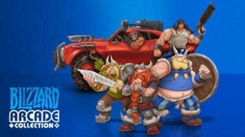 Blizzard Arcade Collection free