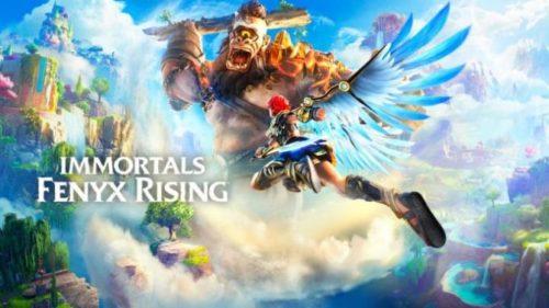 Immortals Fenyx Rising free