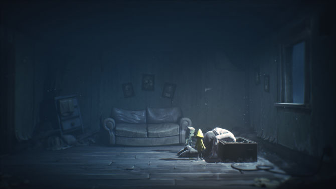 Little Nightmares II for free