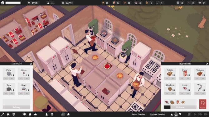 Restaurant Simulator free cracked