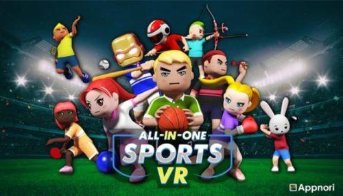 AllInOne Sports VR Free