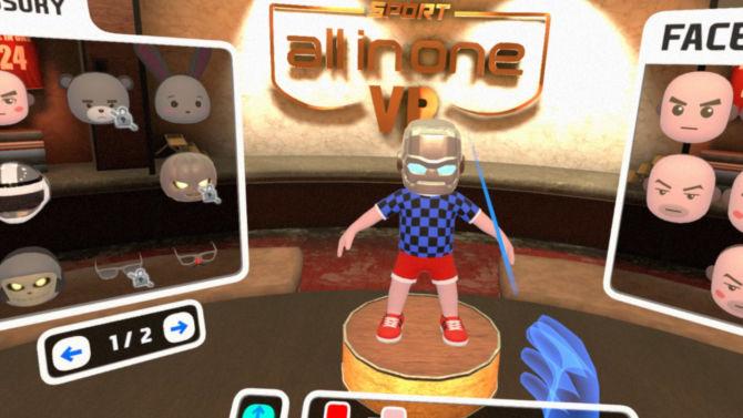 AllInOne Sports VR free cracked