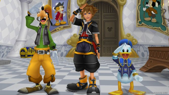 Kingdom Hearts HD 1 5 and 2 5 ReMIX cracked