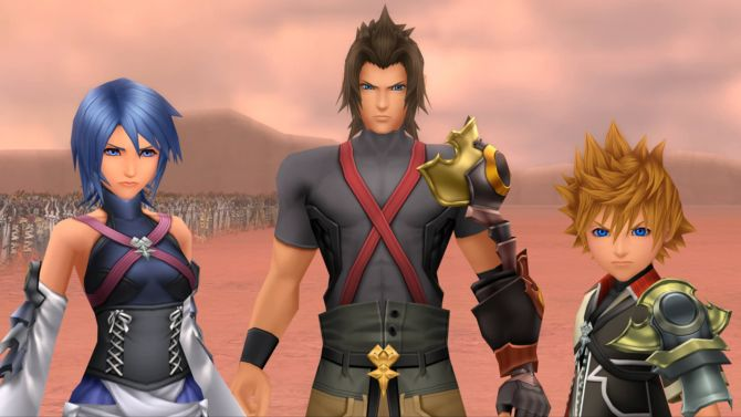 Kingdom Hearts HD 1 5 and 2 5 ReMIX free cracked