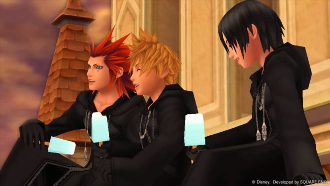 Kingdom Hearts HD 1 5 and 2 5 ReMIX free download