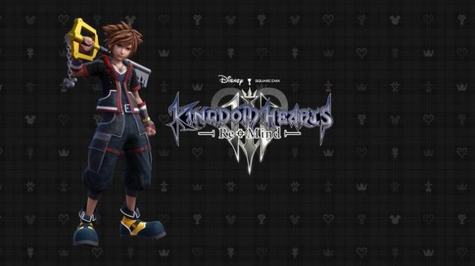 Kingdom Hearts III and Re Mind Free