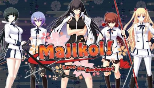 Majikoi Love Me Seriously Free