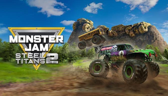 Monster Jam Steel Titans 2 Free