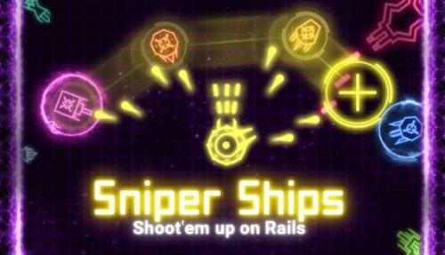 Sniper Ships Shootem Up on Rails Free