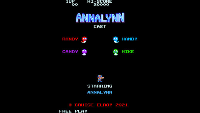 Annalynn cracked