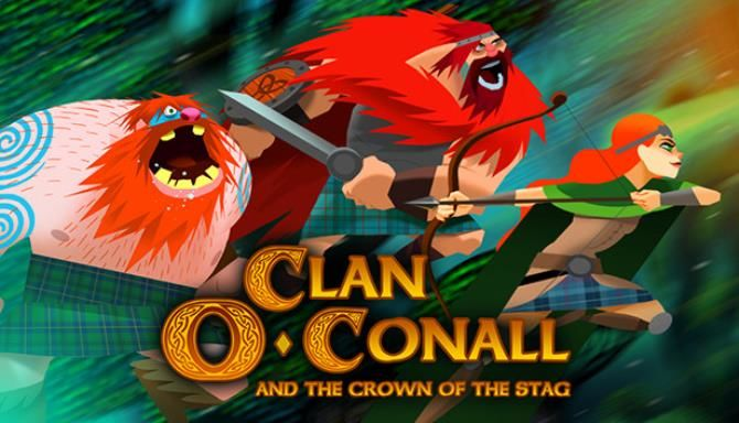 Clan OConall and the Crown of the Stag Free