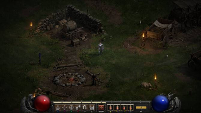 Diablo II Resurrected free cracked