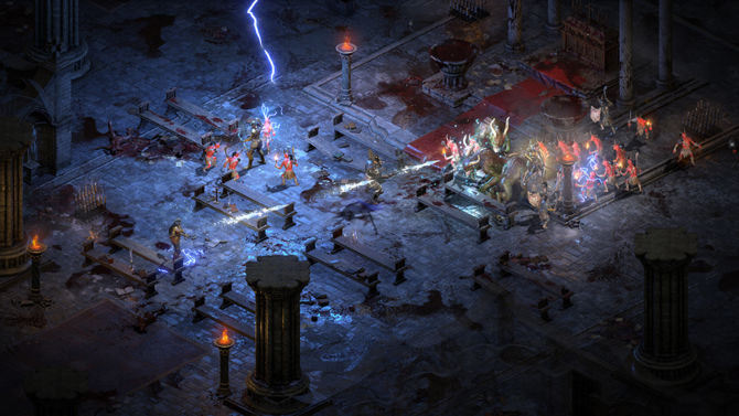 Diablo II Resurrected free download