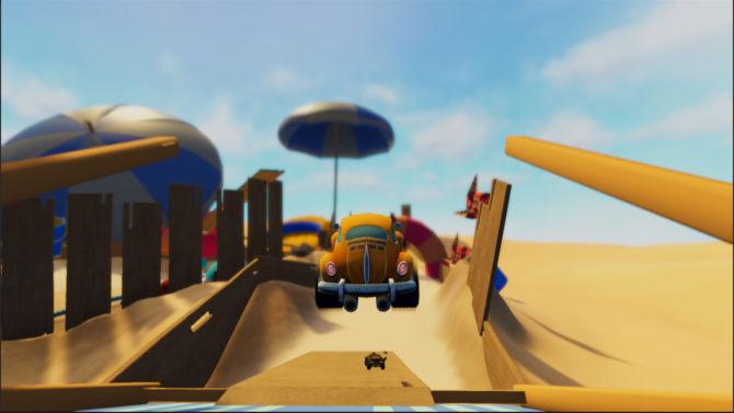 Mini Car Racing Tiny Split Screen Tournament free cracked