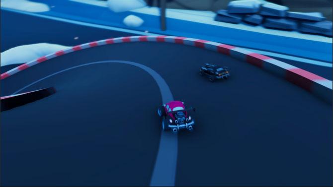 Mini Car Racing Tiny Split Screen Tournament free download