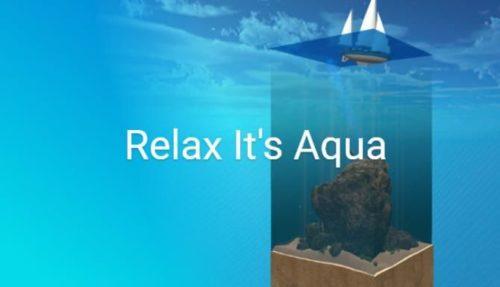 Relax Its Aqua Free