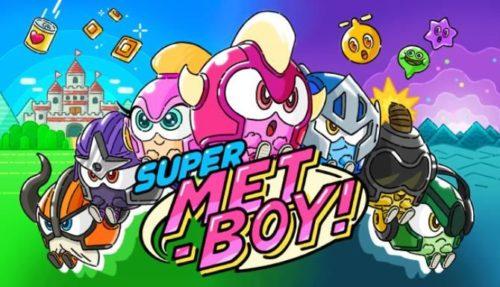 SUPER METBOY Free