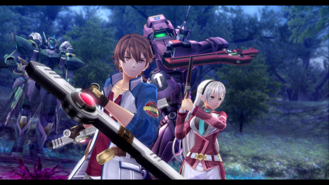 The Legend of Heroes Trails of Cold Steel IV cracked