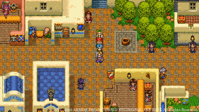 DRAGON QUEST XI S Echoes of an Elusive Age Definitive Edition free cracked