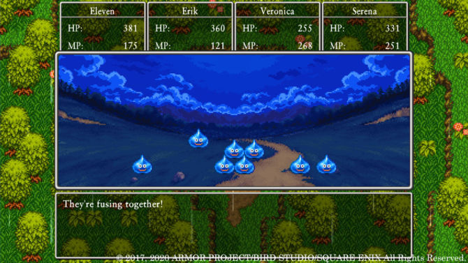 DRAGON QUEST XI S Echoes of an Elusive Age Definitive Edition free download
