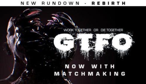 GTFO Free