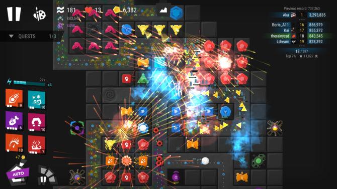 Infinitode 2 Infinite Tower Defense free cracked