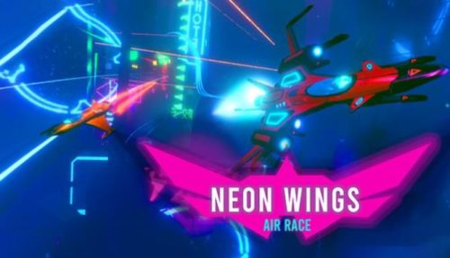 Neon Wings Air Race Free