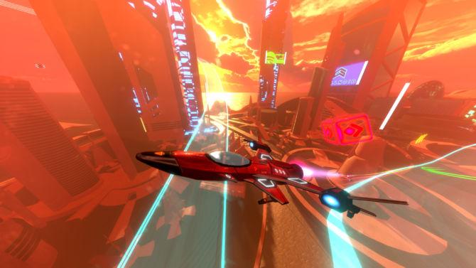 Neon Wings Air Race free cracked