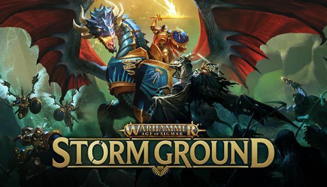 Warhammer Age of Sigmar Storm Ground Free