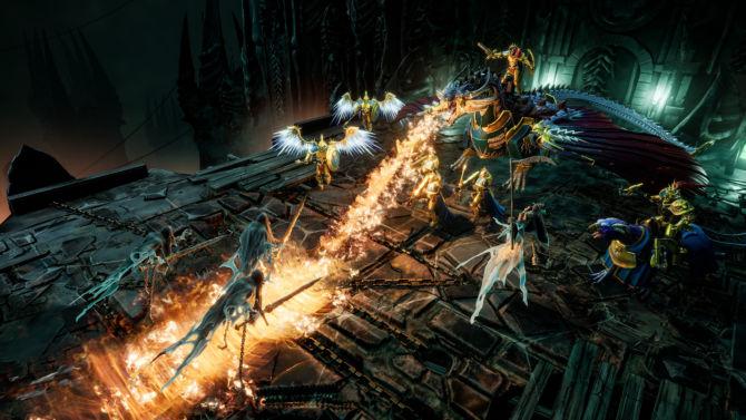 Warhammer Age of Sigmar Storm Ground cracked