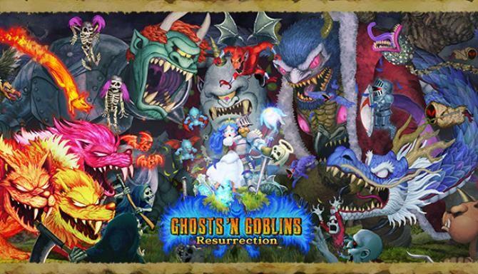 Ghosts n Goblins Resurrection Free