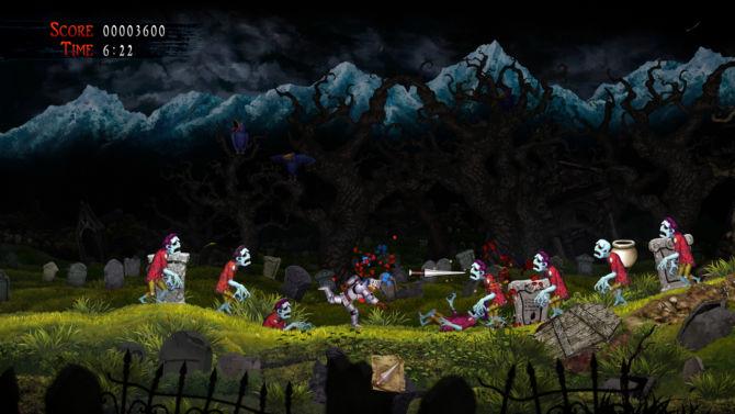 Ghosts n Goblins Resurrection cracked