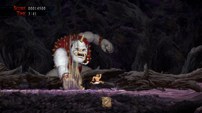 Ghosts n Goblins Resurrection free cracked