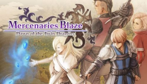 Mercenaries Blaze Free