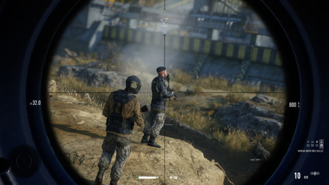 Sniper Ghost Warrior Contracts 2 cracked