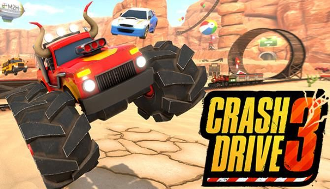 Crash Drive 3 Free