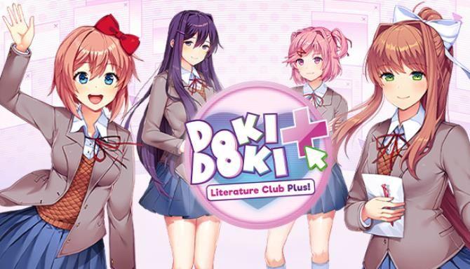 Doki Doki Literature Club Plus free