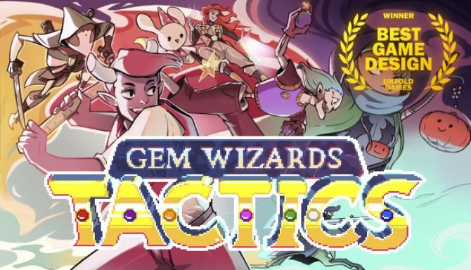 Gem Wizards Tactics Free