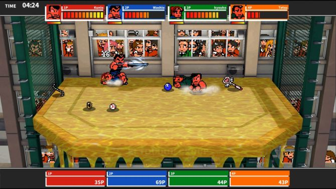 River City Melee Mach free download