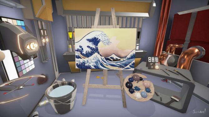 SuchArt Genius Artist Simulator cracked