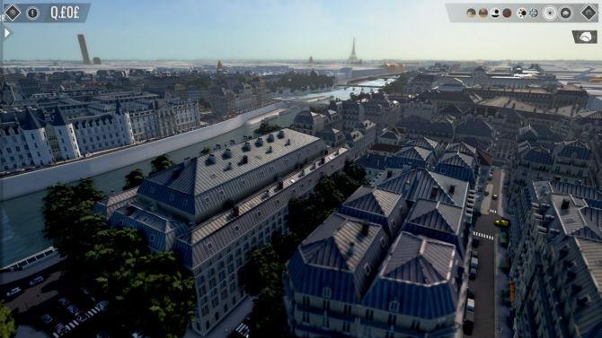 The Architect Paris cracked
