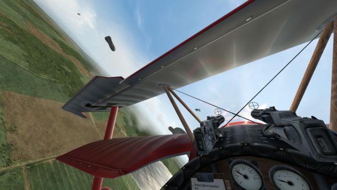 Warplanes WW1 Fighters cracked