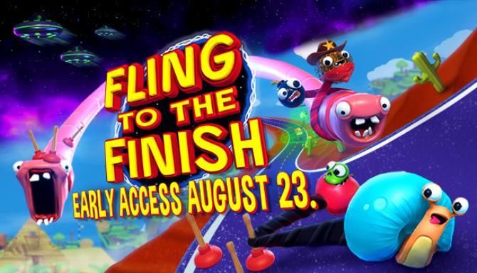 Fling to the Finish Free