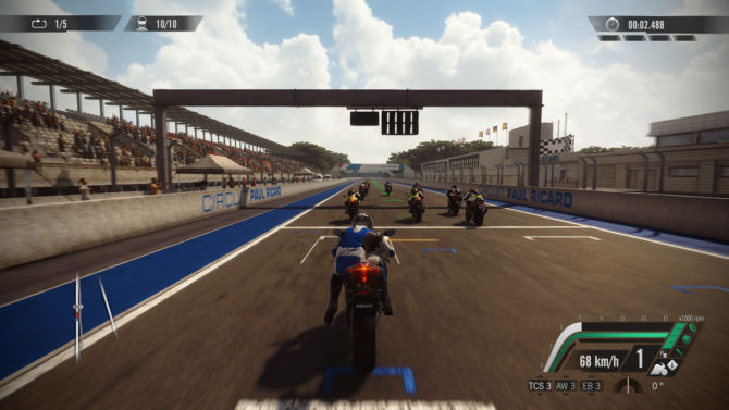 RiMS Racing cracked