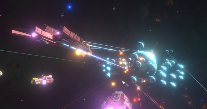 Stellar Warfare cracked